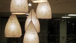 rattan lighting. Tucker Robbins Indonesian Fishing Basket Lamp « Inhabitat \u2013 Green Design, Innovation, Architecture, Building Rattan Lighting
