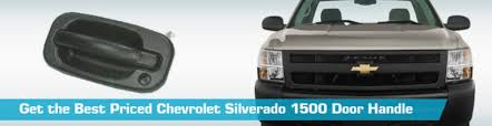 door handle for chevrolet silverado 1500 partsgeek