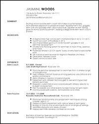 Resume Coach Classy Free Contemporary Sports Coach Resume Template ResumeNow Sample