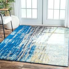 outstanding incredible yellow area rug modern abstract vintage blue pertaining to and rugs attractive 5x7 vint round yellow area rug