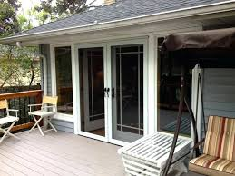 replace sliding door with french doors french doors going to a patio cost to change sliding glass door to french doors