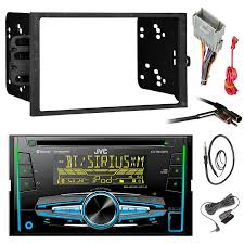 amazon com jvc kw r920bts double din bluetooth car stereo Metra Wire Harness Adapter amazon com jvc kw r920bts double din bluetooth car stereo receiver cd player bundle combo with metra installation kit for car stereo (fits most gm metra speaker wire harness adapters