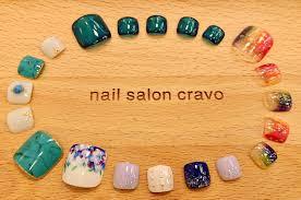 Cravoおすすめ今年の夏に挑戦すべきフットネイルをご紹介 Nail Salon