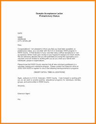 Examples Of Acceptance Letters Cool College Acceptance Letter ...