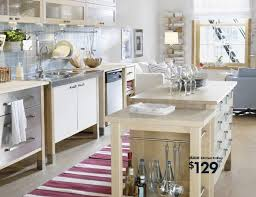 freestanding kitchenhow neat is that although it would be  Free  Standing Kitchen CabinetsIkea