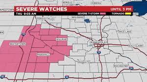 Minnesota Weather: Severe Thunderstorm ...