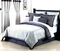 purple gray bedding quilt king size grey fl bedspread tremendous solid dark sets intended for bed
