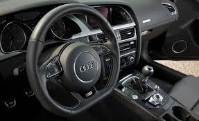 Car Picker - audi S5 interior images