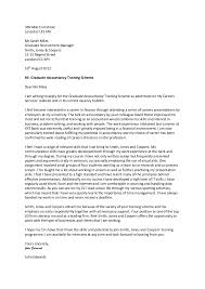 Graduate School Cover Letter The Easiest Way To Create A Perfect