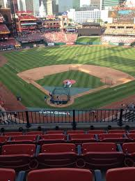 Busch Stadium Bank Of America Club Seating Chart Seating Charts