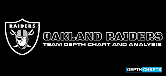 Raiders Depth Chart 2018 2019 2020 Oakland Raiders Depth Chart Live