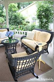 outdoor wicker furniture wicker patio