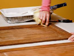 painting wood cabinets whiteHow to Paint Kitchen Cabinets  howtos  DIY