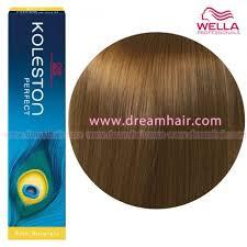 Koleston Perfect Hair Color Chart Wella Koleston Perfect Permanent Professional Hair Color 60ml 7 38