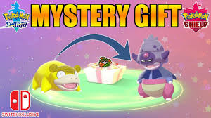 Pokemon Sword and Shield Mystery Gift Codes 2021 - Galarica Wreath Event -  YouTube