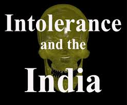 Image result for intolerant india