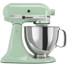 kitchenaid artisan 5 qt pistachio green stand mixer