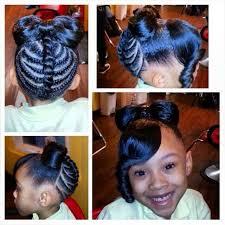 Pretty Girls Hairstyle best 25 black little girl hairstyles ideas natural 4386 by stevesalt.us