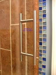 astonishing polished nickel shower door hardware brushed nickel 8 glass shower hardware handle polished polished nickel frameless shower door hardware