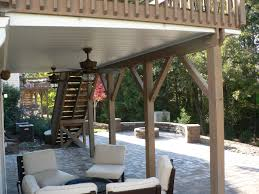 Under Deck Patio Designs Space Is Similar To Ours To Do Underdeck Patio Firepit