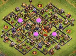 The Best Base Design For Clash Of Clans 12 Best Th10 Base Links 2020 Anti 3 Stars Everything