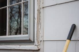 Painting The Exterior Trim  Lets Face The Music - House exterior trim