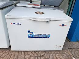 Tủ đông Alaska giá rẻ | Mua tủ đông cũ giá rẻ - Điện lạnh cũ