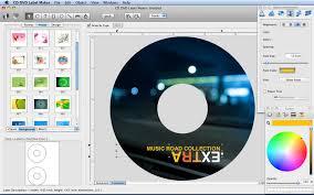Cd Dvd Label Maker Ios Graphics Design Apps Appdropp