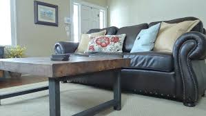 tanner coffee table life doll house update tanner coffee table pottery barn griffin door large tanner