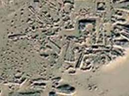 Resultado de imagen de Fotografias de una antigua ciudad en la Antartida