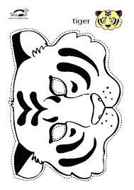 Giraffe Printable Template Giraffe Mask Template Syncla Co
