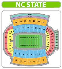 Kenan Stadium Seating Chart Seat Numbers Ncsu Carter Finley Stadium Seating Chart Bedowntowndaytona Com