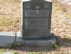 Thelma Huff Prosser (1901-1949) - Find A Grave Memorial