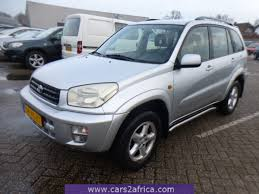 TOYOTA RAV4 2.0 #65739 - used, available from stock