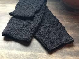 Leg Warmer Knitting Pattern New Knitting Patterns Galore Horseshoe Lace Legwarmers