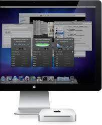 Apple nacpal nov iMac, g5 do displeje