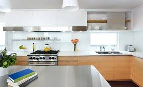 S Kitchen Glass Backsplash Is That Tempered And Did They Paint A Color  On Back Of The Or Wall Thanks Tile Installation