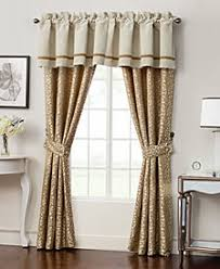 drapes with valance. Waterford Ansonia 55\ Drapes With Valance