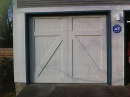 white wood garage door. Impressive White Wood Garage Door With Doctors Gallery Centralazdining