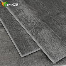 5 0mm wood grain plastic vinyl flooring spc floor with ixpe underlay