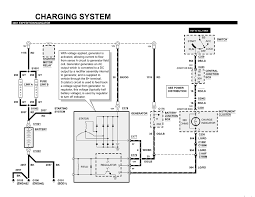 similiar ford charging system diagrams keywords charging system 2001 charging system 2001 autozone com