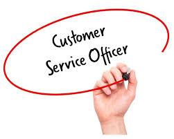 Customer Service Officer Signature Staff
