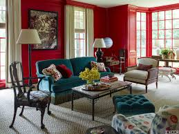 Living Room With Red 30 Living Room Curtains Ideas Window Drapes For Living Rooms