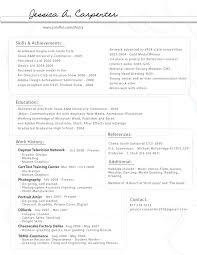 Carpenter Resume Templates Sample Resume Carpenter Australia Fresh Carpenter Resume Template 52