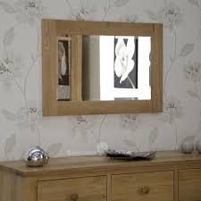 mirror 60 x 90. oak wall mirror 90 x 60 - mirrors pine shop bury m