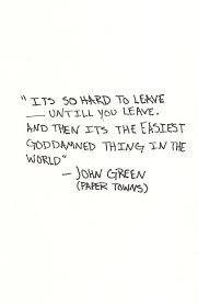 Paper Towns Quotes Inspiration John Green I Love This Book Quote Fanatic Pinterest John