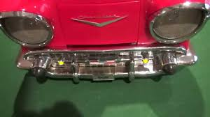 Chevrolet 57 Randix Chevy Radio Cassette Vintage - YouTube