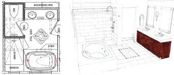 Design A Bathroom Floor Plan Bathroom Floor Plans With Washer And Dryer Small Layouts