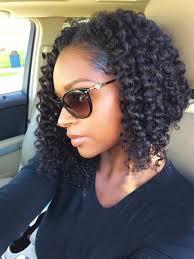 Black Hair Crochet Styles