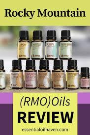 Rocky Mountain Oils Review Rmo Essential Oils Brand Review